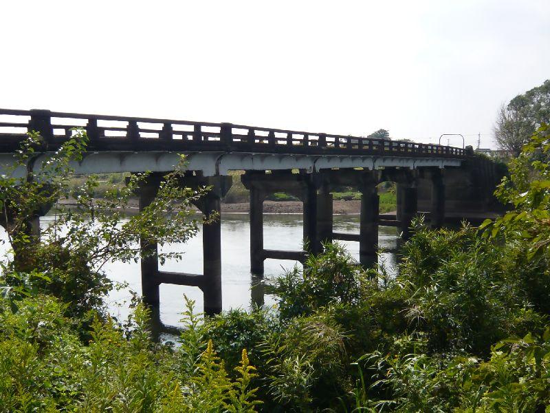 金村別雷神社福雷橋
