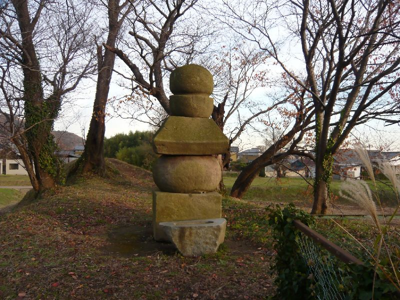小田城祉[名所] - 時を巡るお寺神社の旅 (つくば市)
